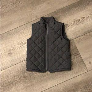 NWOT quilted vest